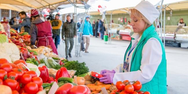 В Москве к концу года будут работать более 60 межрегиональных ярмарок